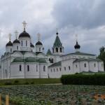 Муром. Спасо-преображенский монастырь