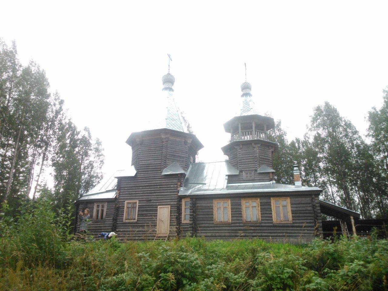 Скит Сурского монастыря